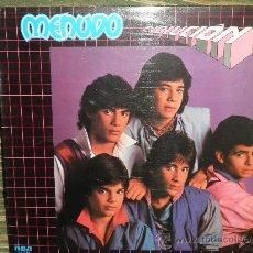 Discos de vinilo: MENUDO (RICKY MARTIN) - EVOLUCION - ORIGINAL ESPAÑA - RCA 1984 - MUY NUEVO (5). Lote 35091665