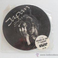 Discos de vinilo: JAPAN - GHOSTS / THE ART OF PARTIES . Lote 35058379