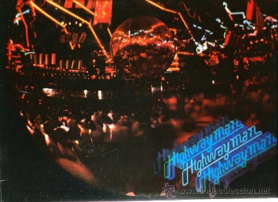 MAXI TINO CASAL : HIGHWAYMAN, CALELLA, SUMMER 83 ( EMBRUJADA + POKER DE PERDEDOR + EMBRUJADA INSTRO. (Música - Discos de Vinilo - Maxi Singles - Solistas Españoles de los 70 a la actualidad)