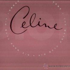 Discos de vinilo: MAXI PROMO CELINE DION : TREAT HER LIKE A LADY . Lote 35059710