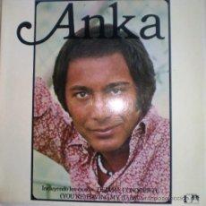 Disques de vinyle: PAUL ANKA -
