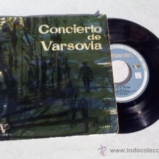 Discos de vinilo: ADDINSELL..CONCIERTO DE VARSOVIA. Lote 35066197