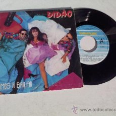 Discos de vinilo: DIDAO.VAMOS A BAILAR... Lote 35067650