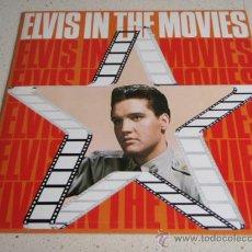 Discos de vinilo: ELVIS PRESLEY ( ELVIS IN THE MOVIES ) 'ELVIS PRESLEY'S GREATEST HITS' ENGLAND-1978 LP33 RCA. Lote 35073687