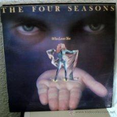Discos de vinilo: THE FOUR SEASONS - WHO LOVES YOU - LP WARNER BROS. RECORDS - HWBS 321-113 - ESPAÑA 1976. Lote 35074555
