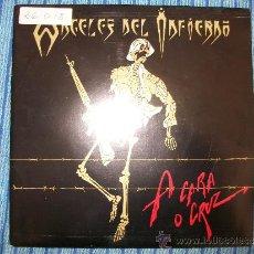 Discos de vinilo: EP PROMO ANGELES DEL INFIERNO - A CARA O CRUZ - WEA - 1993. Lote 35104795