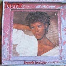 Discos de vinilo: LP - DIONNE WARWICK - FINDER OF LOST LOVES (USA, ARISTA RECORDS 1985). Lote 35106615