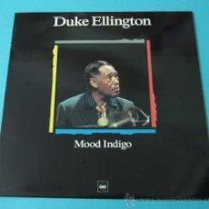 Discos de vinilo: DUKE ELLINGTON. MOOD INDIGO. Lote 35168267