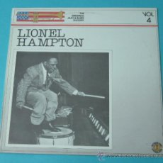 Discos de vinilo: LIONEL HAMPTON. Lote 35169384