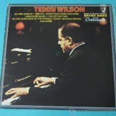 Discos de vinilo: TEDDY WILSON. Lote 35169915