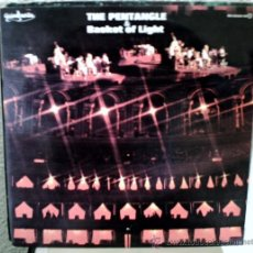 Discos de vinilo: THE PENTANGLE BASKET OF LIGHT - DOBLE ÁLBUM TRANSATLANTIC RECORDS - DD-22025/26 - ESPAÑA 1980. Lote 35155297