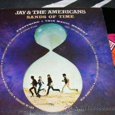 Discos de vinilo: JAY & THE AMERICANS / SANDS OF TIME 1968 !! 60`S POP !! ORIG. EDIT. USA !! !!!!!!!!. Lote 35177335