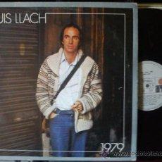 Discos de vinilo: LLUÍS LLACH - 1979. Lote 35185927