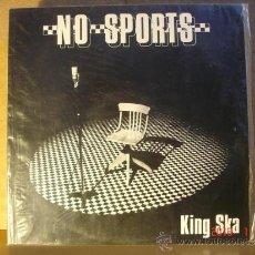 Discos de vinilo: NO SPORTS - KING SKA - UNICORN RECORDS PHZA-49 - 1989 - EDICION UK. Lote 35196567