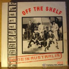 Discos de vinilo: OFF THE SHELF - MADE IN AUSTRALIA. THE INVISIBLE SKA YEARS - SKANK MLP-109 - 1989 - EDICION UK. Lote 35196572