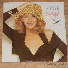 Discos de vinilo: DISCO VINILO KYLIE MINOGUE - ENJOY YOURSELF - LP SANNI RECORDS . Lote 35219409
