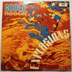 Discos de vinilo: BOOGIE WOOGIE - EXPLOSIONS - . Lote 35233972