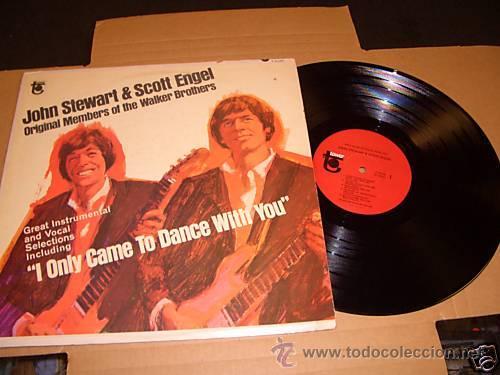 JOHN STEWART & SCOTT ENGEL / I ONLY CAME TO DANCE WITH YOU 1964 !! ORIG. EDIT. USA !!! (Música - Discos - LP Vinilo - Pop - Rock Extranjero de los 50 y 60)