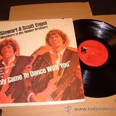 Discos de vinilo: JOHN STEWART & SCOTT ENGEL / I ONLY CAME TO DANCE WITH YOU 1964 !! ORIG. EDIT. USA !!!. Lote 35237393