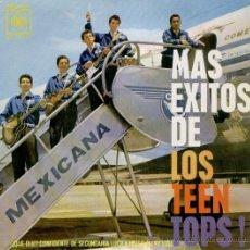 Discos de vinilo: LOS TEEN TOPS - HELLO MARY LOU - CONFIDENTE DE SECUNDARIA + 2 - EP SPAIN 1963 - EX / EX. Lote 35256693