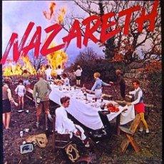 Discos de vinilo: NAZARETH / MALICE IN WONDERLAND 1979 !!! DAN MCCAFFERTY !! HARD ROCK LEGEND BAND, USA EDIT. !! EX. Lote 35269537