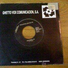 Discos de vinilo: MALDITOS LOS CELOS. MENTIRAS.ESPEJISMOS.. Lote 35297660
