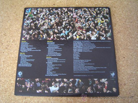 Discos de vinilo: THE OSMONDS / AROUND THE WORLD IN CONCERT !! DOBLE LP !! ORIG. USA !! EXCELENTE !!!! - Foto 3 - 35288941