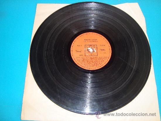 Discos de vinilo: Disco de vinilo Roberto carlos el gato que está triste y azul - Foto 3 - 35299891