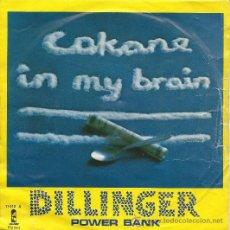 Discos de vinilo: DILLINGER - COKANE IN MY BRAIN ARIOLA - 1976. Lote 35314729