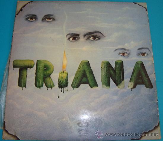Discos de vinilo: LP TRIANA SOMBRA Y LUZ PRODUCCION MOVIE PLAY SERIE GONG 1979, PORTADA DOBLE de MAXIMO MORENO - Foto 6 - 35329167