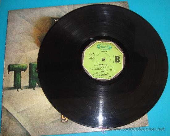 Discos de vinilo: LP TRIANA SOMBRA Y LUZ PRODUCCION MOVIE PLAY SERIE GONG 1979, PORTADA DOBLE de MAXIMO MORENO - Foto 2 - 35329167
