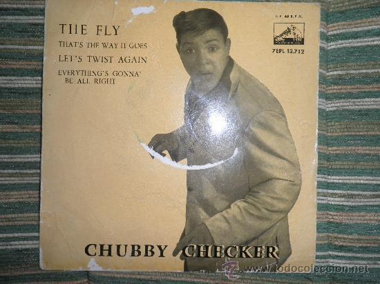 Discos de vinilo: CHUBBY CHECKER E.P. - THE FLY - ORIGINAL ESPAÑA - LA VOZ DE SU AMO 1962 - MONO - - Foto 7 - 35332125