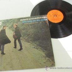 Discos de vinilo: SIMON AND GARFUNKEL LP SOUNDS OF SILENCE EDIT. SPAIN 1982. Lote 35323133
