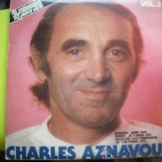 Discos de vinilo: 2 DISCOS L. P. DE VINILO DE CHARLES AZNAVOUR, VOL. 2: LA BOHEME, ÇA VIENT SANS QU'ON Y PENSE, IL FAU. Lote 35332659