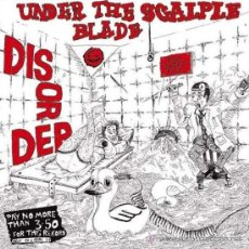 Discos de vinilo: DISORDER - UNDER THE SCALPLE BLADE . Lote 35334046
