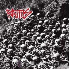 Discos de vinilo: RATTUS L.P.. Lote 35334078