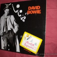 Discos de vinilo: DAVID BOWIE ( ABSOLUTE BEGINNERS ) FULL LENGTH VERSION + DUB MIX 1986-GERMANY MAXISINGLE VIRGIN. Lote 35335275