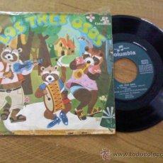 Discos de vinilo: LOS TRES OSO.. Lote 35336222