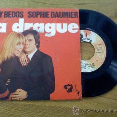 Discos de vinilo: LA DRAGUE. GUY BEDOS ET SOPHIE DAUMIER.. Lote 35336448