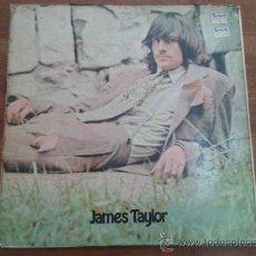 Discos de vinilo: JAMES TAYLOR 1º LP (1968 APPLE UK ). Lote 35361705