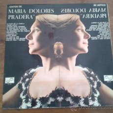 Discos de vinilo: MARIA DOLORES PRADERA ( EXITOS DE...) LP ESPAÑA ZAFIRO 1967. Lote 35362131
