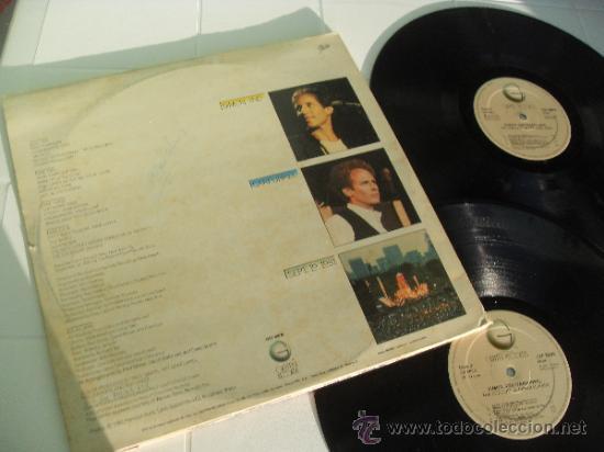 Discos de vinilo: SIMON AND GARFUNKEL 2 LP The Concert In Central ParK MADE IN SPAIN 1982 - Foto 3 - 35323057
