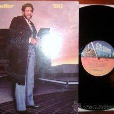 Discos de vinilo: GENE CHANDLER - '80. LP 20TH CENTURY FOX / CHI-SOUND RECS T-605, US. VG+/NM. . Lote 35337225