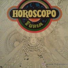 Discos de vinilo: FURIA HOROSCOPO SINGLE. Lote 35337284