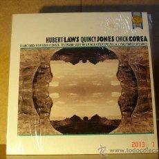 Discos de vinilo: HUBERT LAWS / QUINCY JONES / CHICK COREA - NEW EARTH SONATA / SUITE IN A MINOR - CBS M 39858 - 1985. Lote 35337807