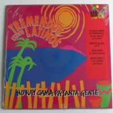 Discos de vinilo: VARIOS - EL GRAN COMBO DE PUERTO RICO / ROBERTO BLADES / ALEX BUENO / RAPHY..- (MAXISG 45 R) ¡NUEVO!. Lote 130951539