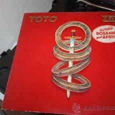 Disques de vinyle: TOTO - TOTO IV - LP - CBS 1982 CBS. Lote 177339427