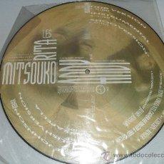 Discos de vinilo: LES RITA MITSOUKO - 1988 MAXI PICTURE DISC. Lote 35588625
