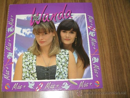 WANDA - MAS, MAS, MAS (Música - Discos de Vinilo - EPs - Grupos Españoles de los 90 a la actualidad)
