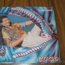 Discos de vinilo: CUCO - LA MALVADA CREMALLERA. Lote 35372112